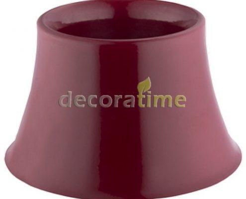 Paslanmaz Metal Saksı DTM - 003