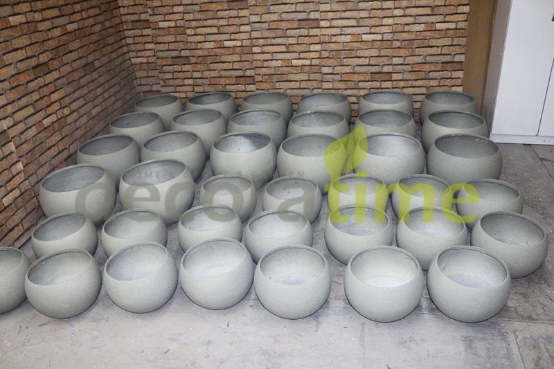 granit dokulu fiber saksilar